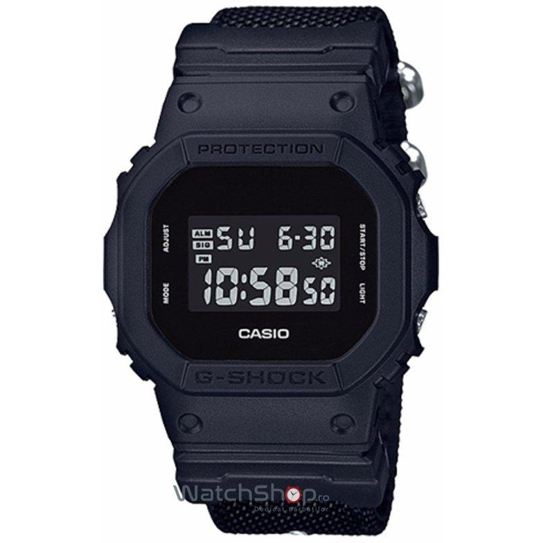 Ceas Casio G-SHOCK DW-5600BBN-1ER de mana pentru barbati