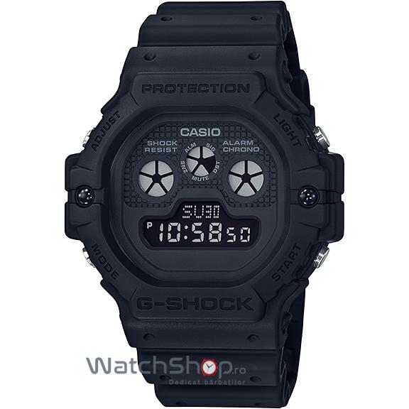 Ceas Casio G-SHOCK DW-5900BB-1E original pentru barbati