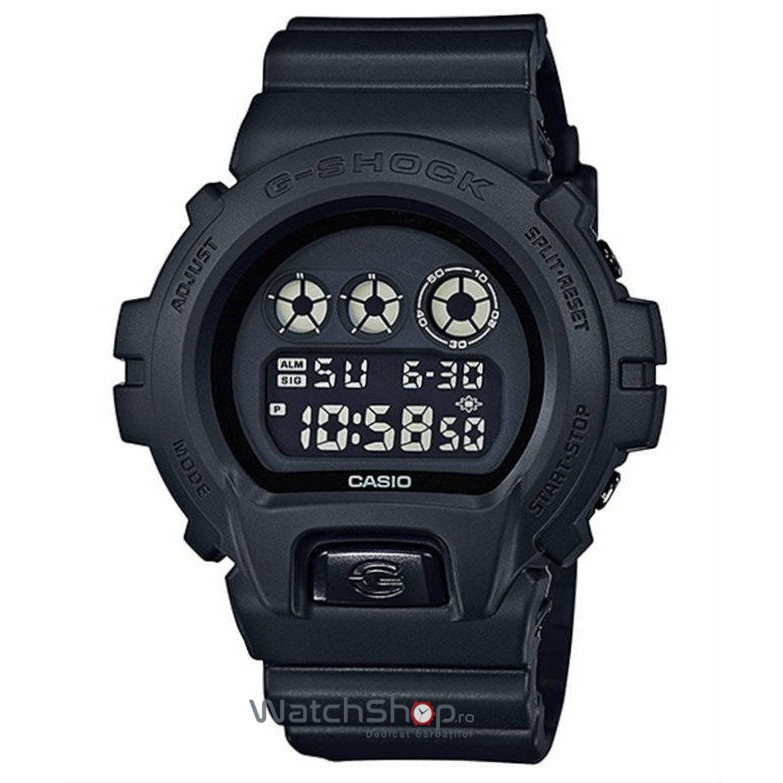 Ceas Casio G-SHOCK DW-6900BB-1ER G-Specials original pentru barbati