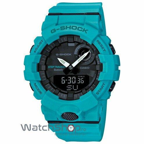 Ceas Casio G-SHOCK GBA-800-2A2ER original pentru barbati