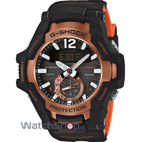 0ae39634bcf2 Ceas Casio G-SHOCK GR-B100-1A4ER Gravity Master de mana pentru barbati