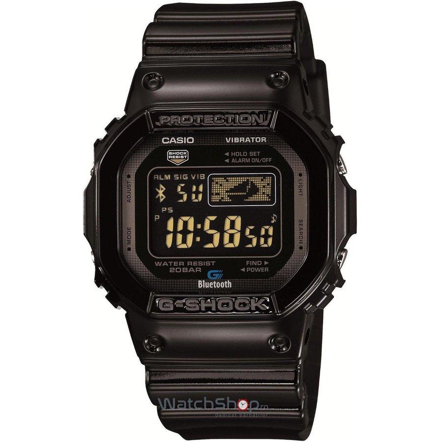 Ceas Casio G-Shock Bluetooth GB-5600AA-1AER original pentru barbati