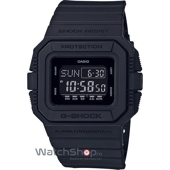 Ceas Casio G-Shock DW-D5500BB-1ER de mana pentru barbati