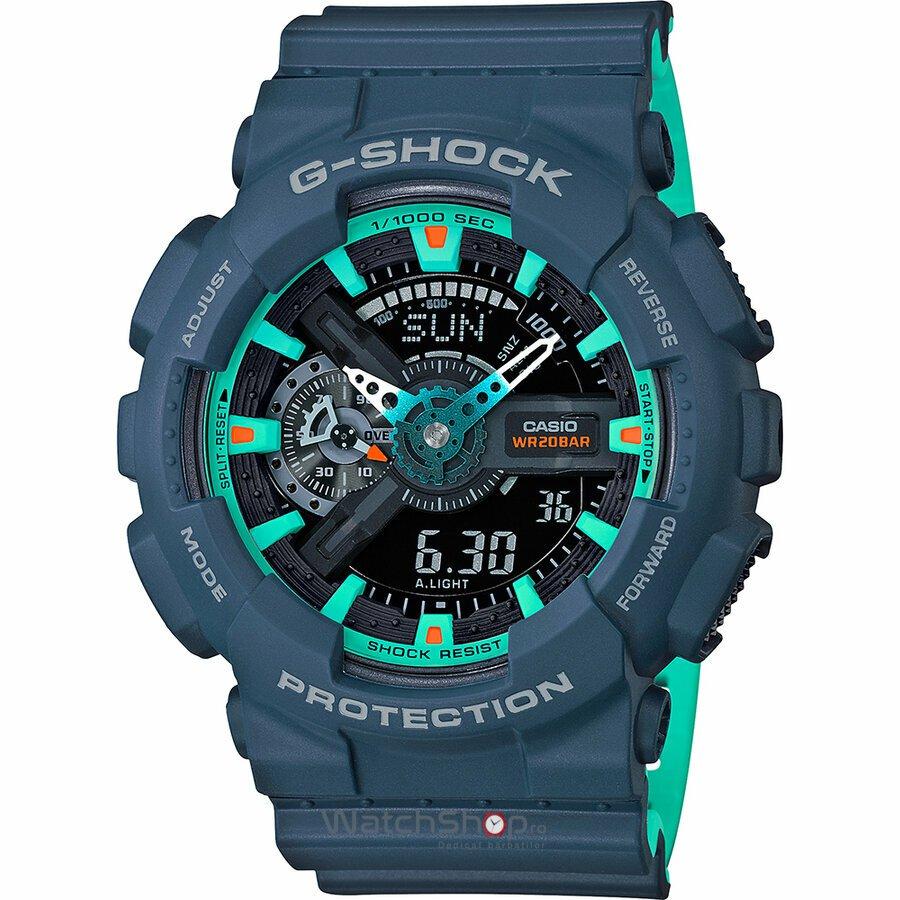 Ceas Casio G-Shock GA-110CC-2AER original pentru barbati