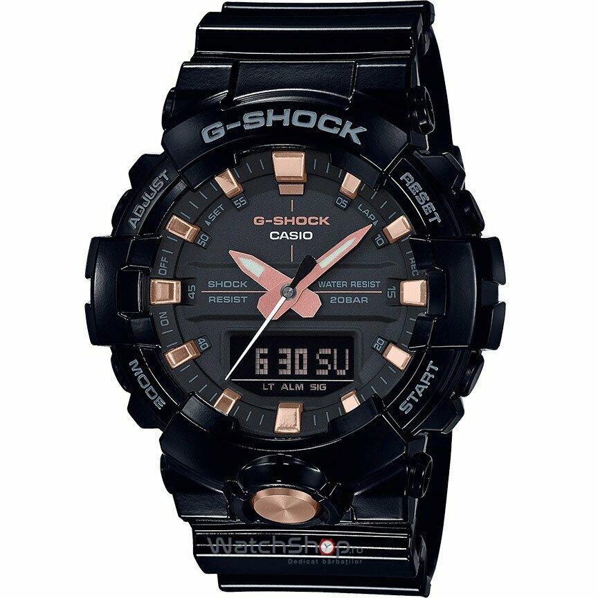 Ceas Casio G-Shock GA-810GBX-1A4ER Black and Gold de mana pentru barbati