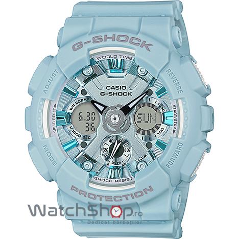 Ceas Casio G-Shock GMA-S120DP-2AER original pentru dama