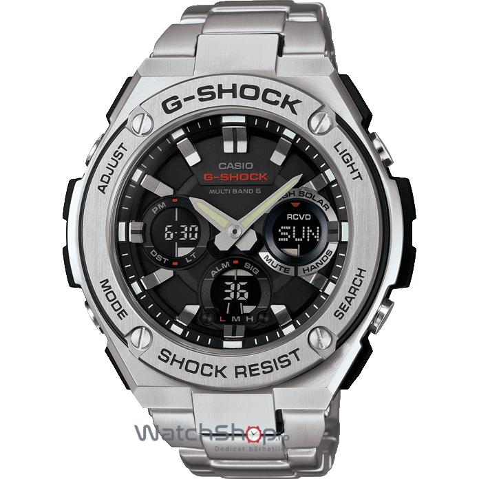Ceas Casio G-Shock Solar GST-W110D-1AER original pentru barbati