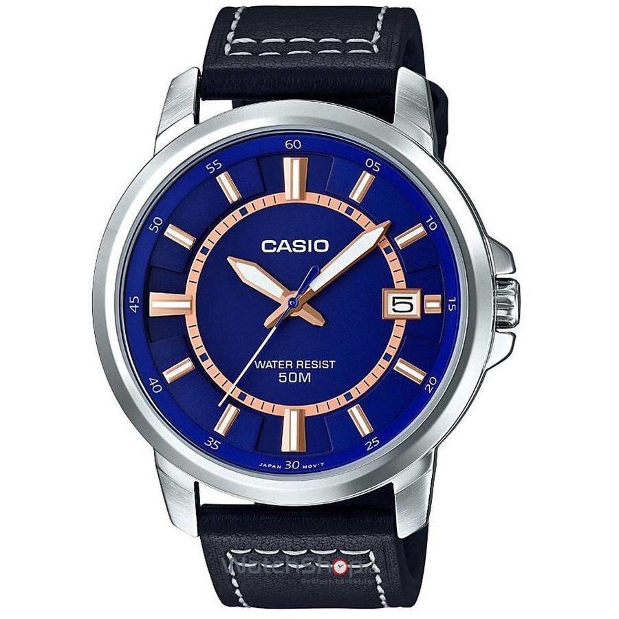 Ceas Casio MTP-E130L-2A1 original pentru barbati