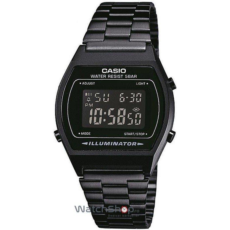 Ceas Casio RETRO B640WB-1BEF original pentru barbati
