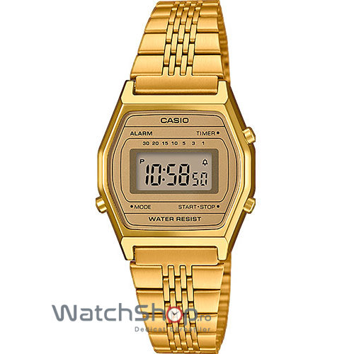 Ceas Casio RETRO LA690WEGA-9E original pentru dama