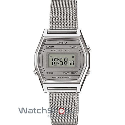 Ceas Casio Standard LA690WEM-7EF Retro original pentru dama