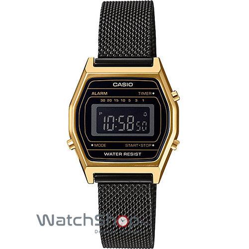 Ceas Casio Standard LA690WEMB-1BEF Retro original pentru dama