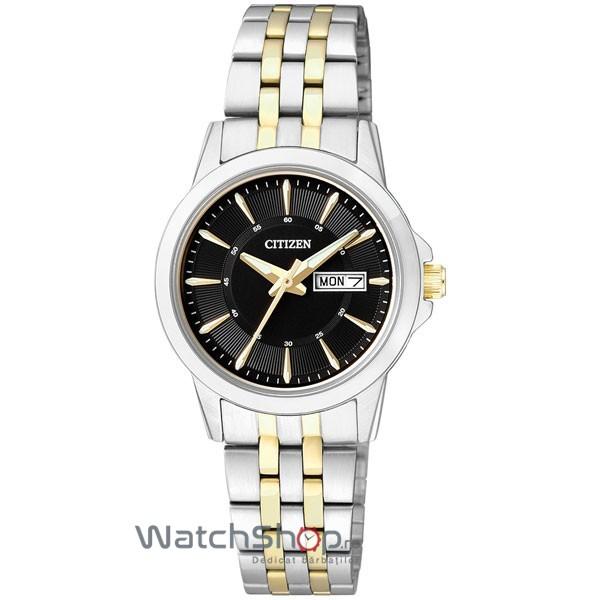 Ceas Citizen BASIC EQ0608-55E original pentru dama