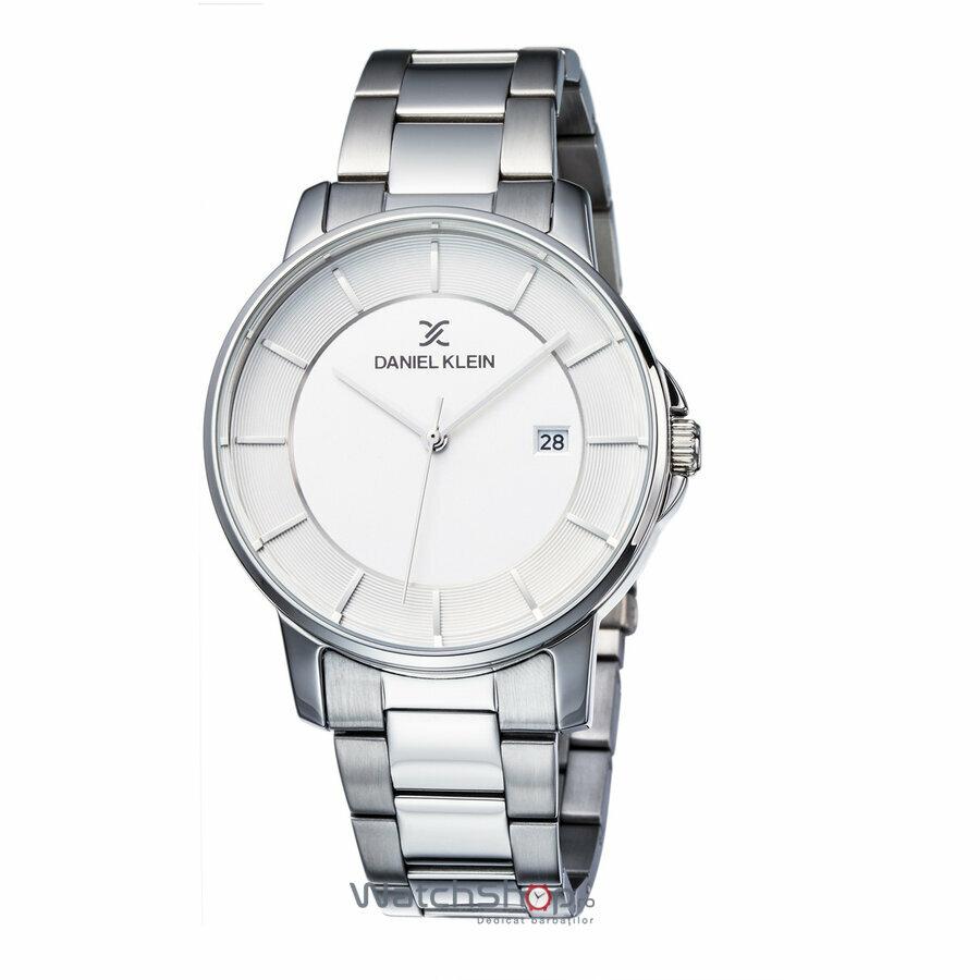Ceas DanielKlein Premium DK11866-1 original pentru barbati