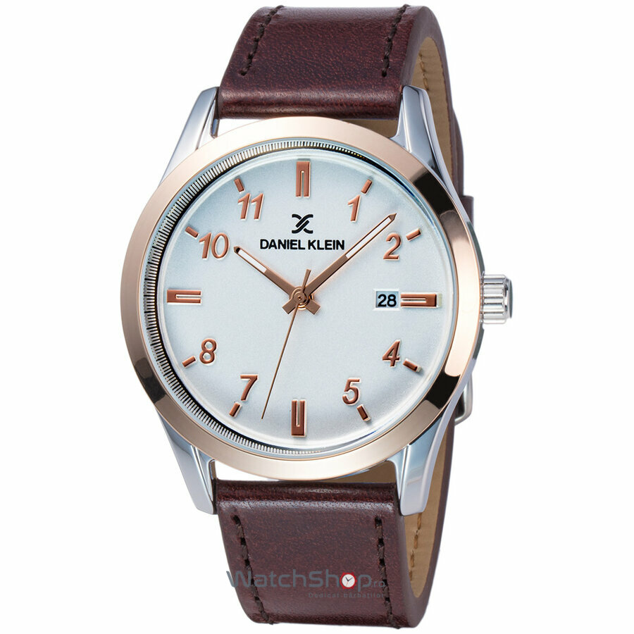Ceas DanielKlein Premium DK11870-4 original pentru barbati