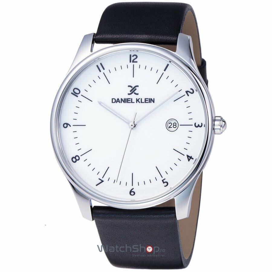 Ceas DanielKlein Premium DK11913-1 original pentru barbati