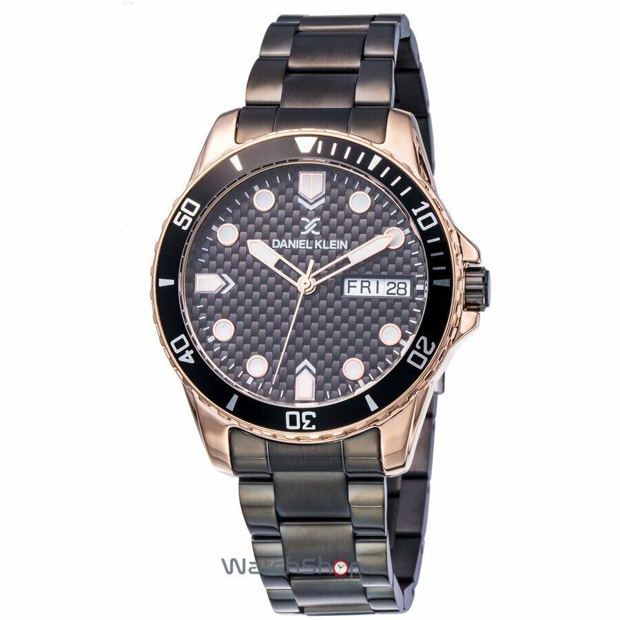 Ceas DanielKlein Premium DK11926-4 original pentru barbati