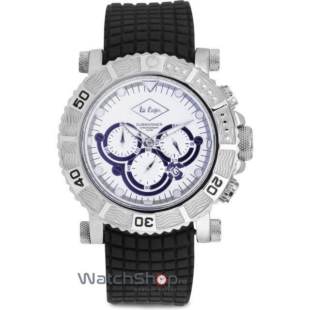 Ceas LeeCooper For Men LC-090710-R1-SSW original pentru barbati