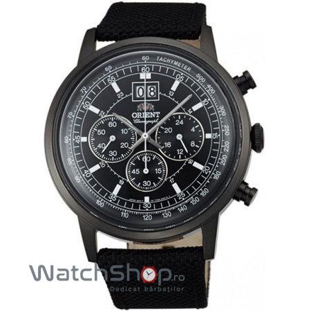 Ceas Orient CLASSIC DESIGN FTV02001B Cronograf de mana pentru barbati