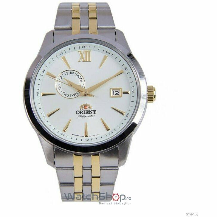 Ceas Orient Contemporary FAL00001W original pentru barbati