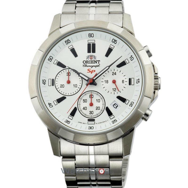 Ceas Orient SPORTY FKV00004W0 Cronograf de mana pentru barbati