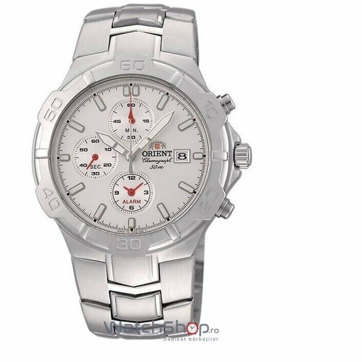 Ceas Orient SPORTY QUARTZ FTD0M002W0 Cronograf original pentru barbati