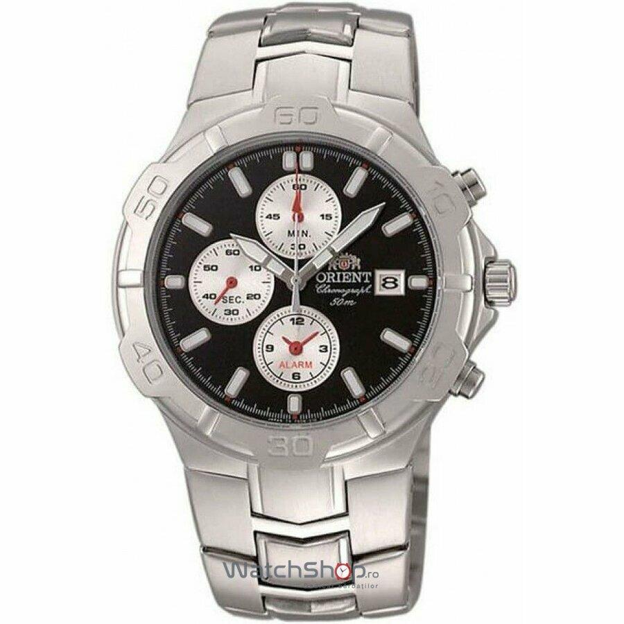 Ceas Orient SPORTY QUARTZ FTD0M003B0 Cronograf original pentru barbati