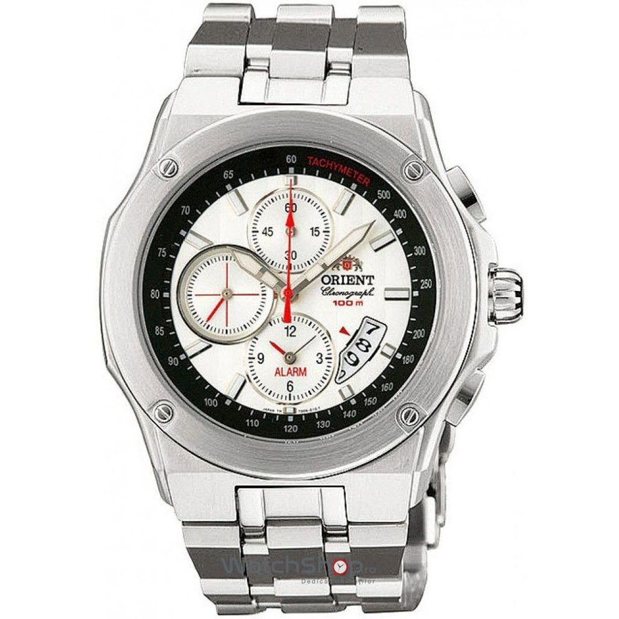 Ceas Orient SPORTY QUARTZ FTD0S002W0 Cronograf original pentru barbati