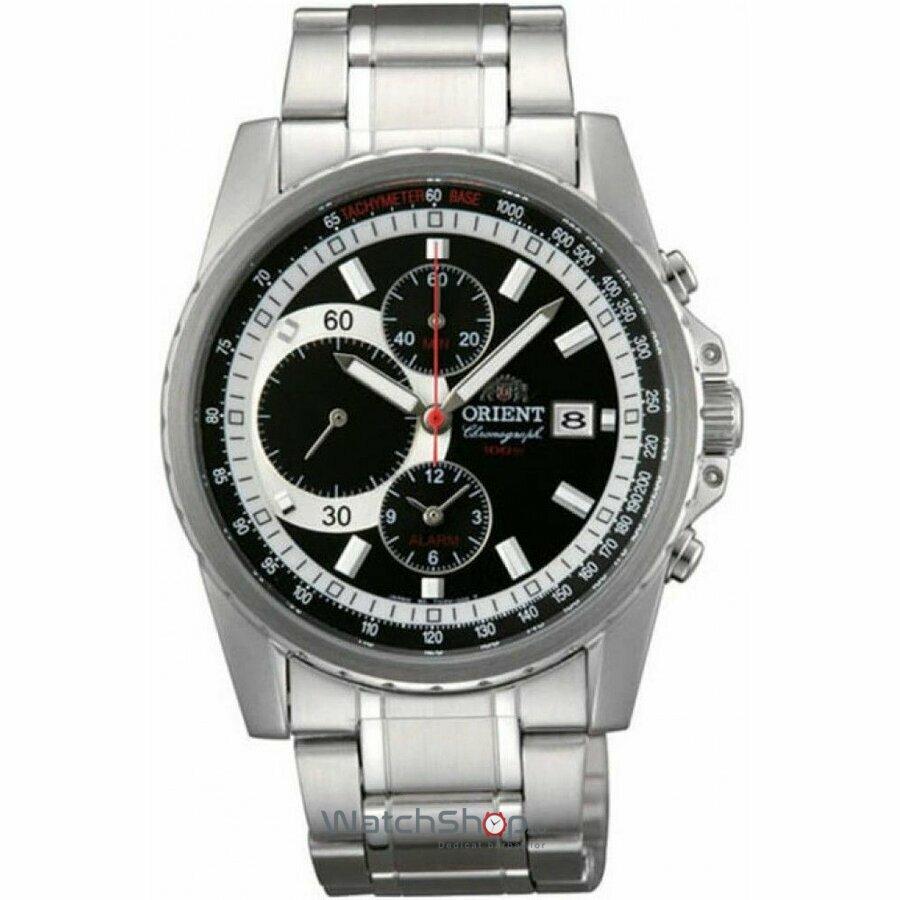 Ceas Orient SPORTY QUARTZ FTD0V001B0 Cronograf original pentru barbati
