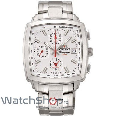 Ceas Orient SPORTY QUARTZ FTDAE003W0 Cronograf original pentru barbati