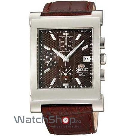 Ceas Orient SPORTY QUARTZ FTDAG003T0 Cronograf original pentru barbati