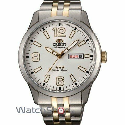 Ceas Orient Three Star RA-AB0006S Automatic original pentru barbati