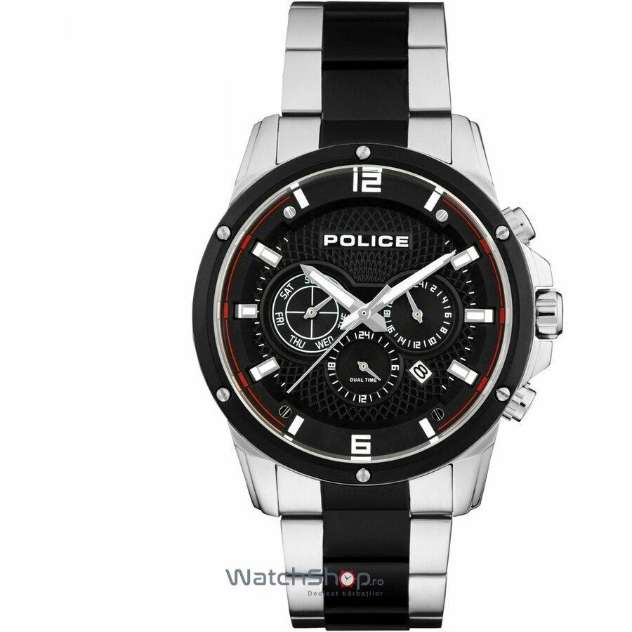 Ceas Police SHANDON 15525JSTB/02M original pentru barbati