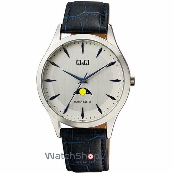Ceas Q&Q Business AA30J301Y original pentru barbati