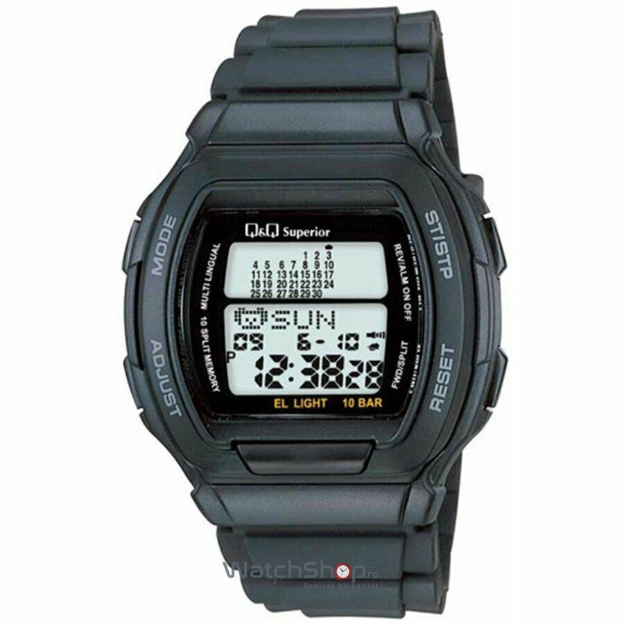 Ceas Q&Q Superior Digital MMC3P101Y original pentru barbati