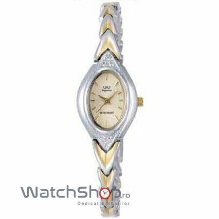 Ceas Q&Q Superior R041-400Y original pentru dama