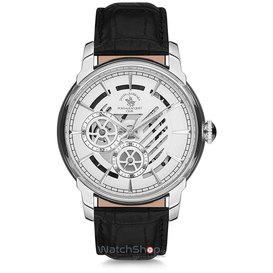 Ceas SantaBarbaraPolo NOBLE SB.12.1005.1 original pentru barbati