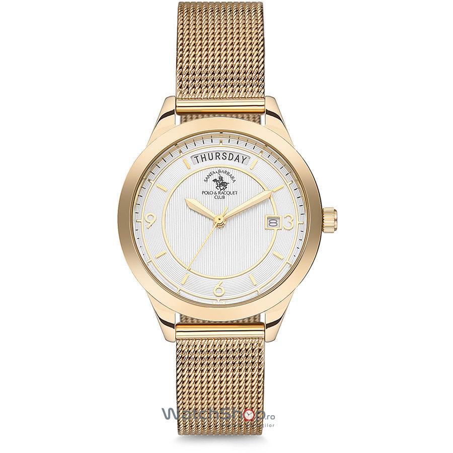 Ceas SantaBarbaraPolo NOBLE SB.6.1125.5 original pentru dama