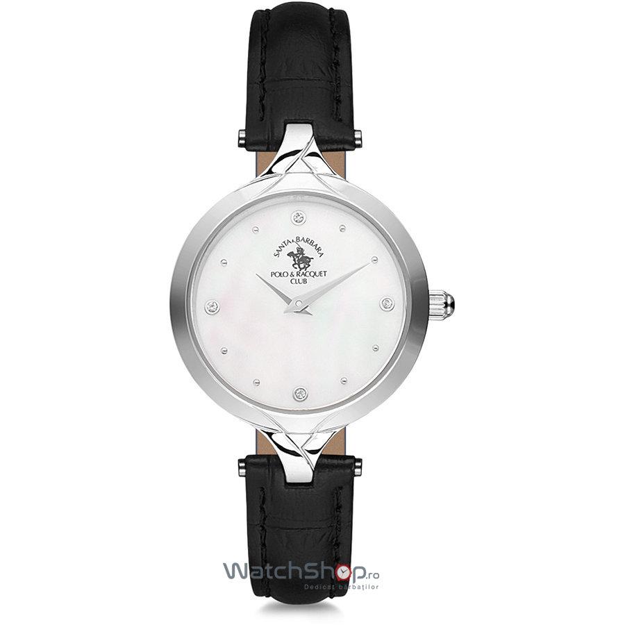 Ceas SantaBarbaraPolo UNIQUE SB.3.1136.1 original pentru dama