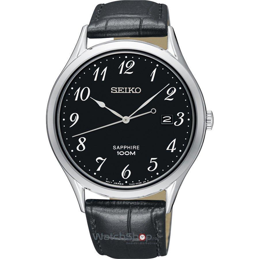 Ceas Seiko CLASSIC SGEH77P1 original pentru barbati