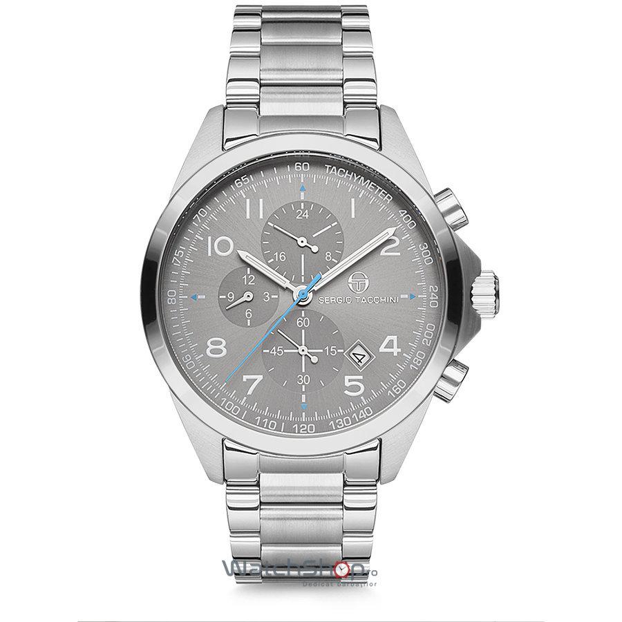 Ceas SergioTacchini ARCHIVIO ST.8.115.05 Cronograf original pentru barbati
