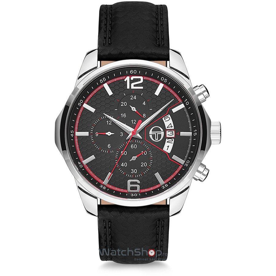 Ceas SergioTacchini ARCHIVIO ST.8.128.05 Cronograf de mana pentru barbati
