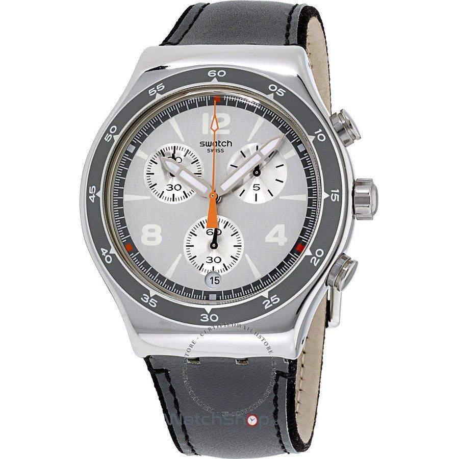 Ceas Swatch LAST ROUND YVS446 Cronograf original pentru barbati