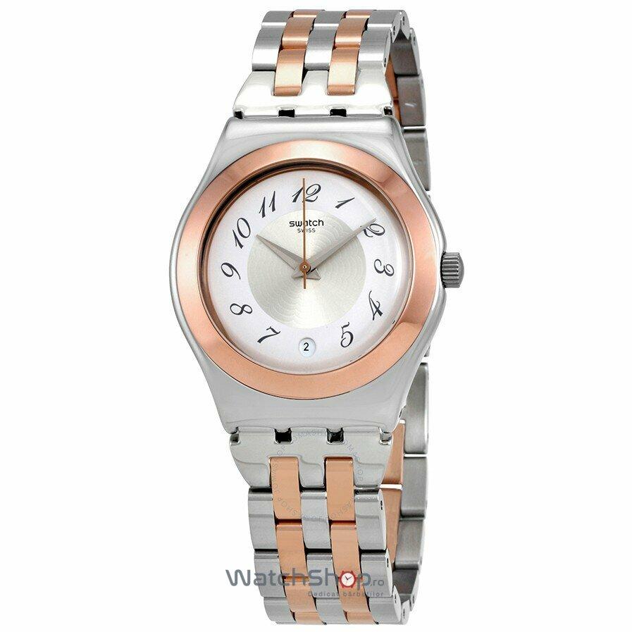 Ceas Swatch MIDIMIX YLS454G original pentru dama