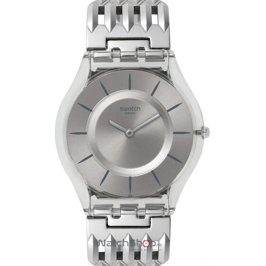 Ceas Swatch SKIN SFK396G Furios original pentru dama