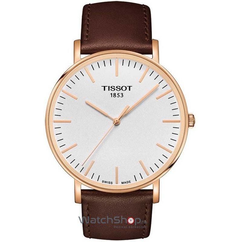 Ceas Tissot EVERYTIME T109.610.36.031.00 original pentru barbati