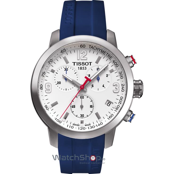 Ceas Tissot SPECIAL COLLECTIONS T055.417.17.017.02 PRC 200 ICE HOCKEY original pentru barbati