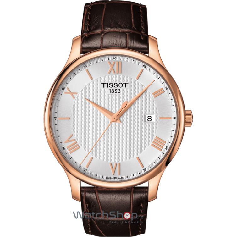 Ceas Tissot T-CLASSIC T063.610.36.038.00 Tradition original pentru barbati