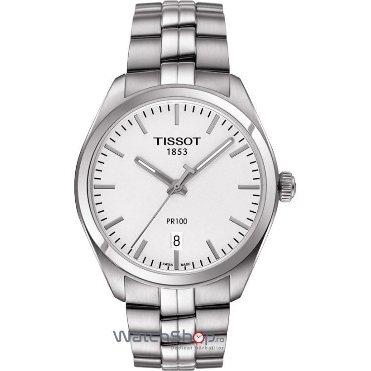 Ceas Tissot T-CLASSIC T101.410.11.031.00 PR 100 original pentru barbati