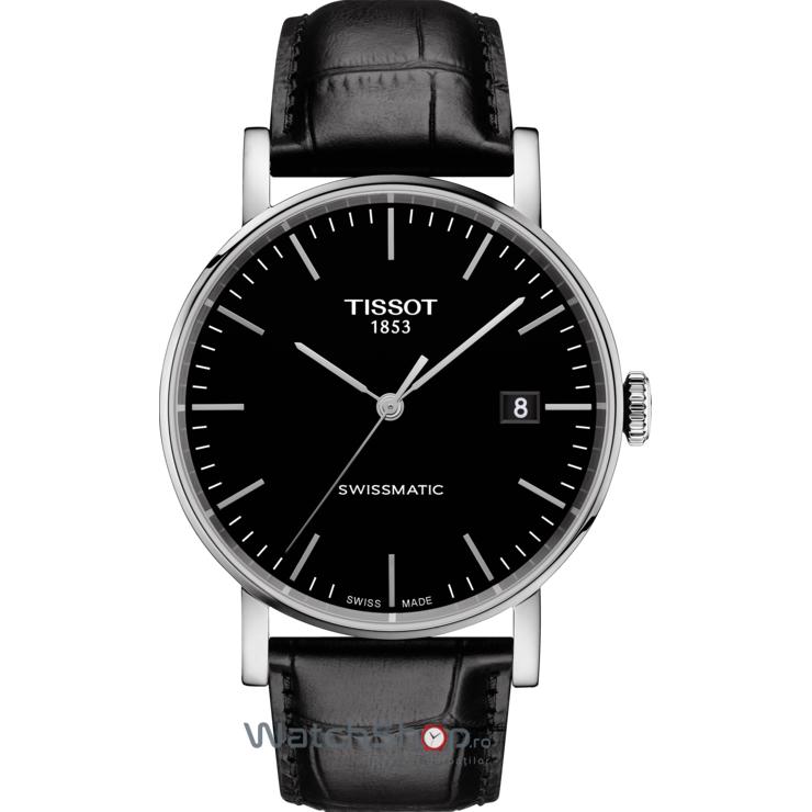 Ceas Tissot T-CLASSIC T109.407.16.051.00 Everytime Swissmatic original pentru barbati